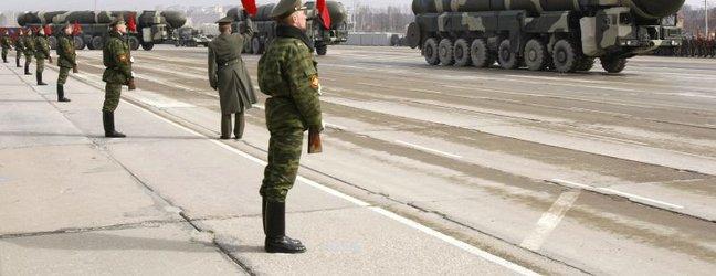 Ruska medcelinska raketa topol