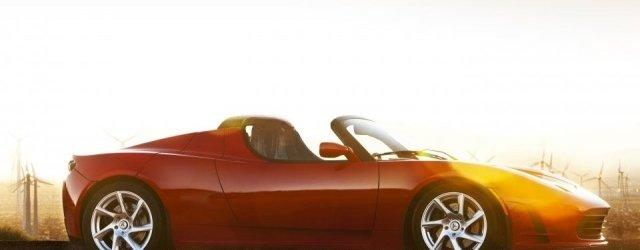 Tesla Roadster 3.0 - 2