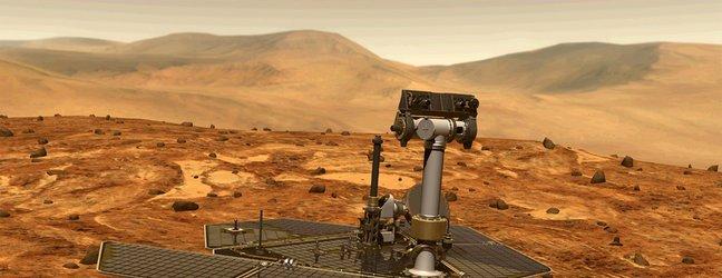 Kamni z Marsa so padli v Afriko - 2