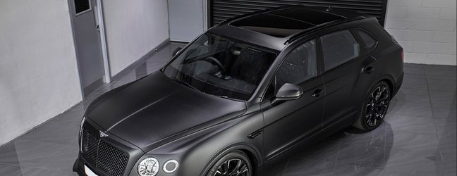 Bentley Bentayga Wheelsandmore - 4