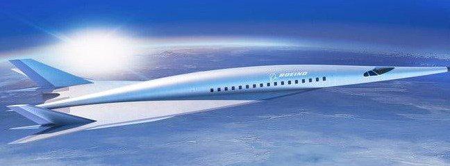 Boeing hipersonično letalo-naslovna