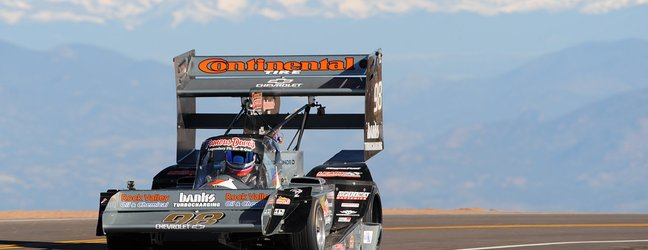 Dirkalniki na izjemni dirki Pikes Peak - 9