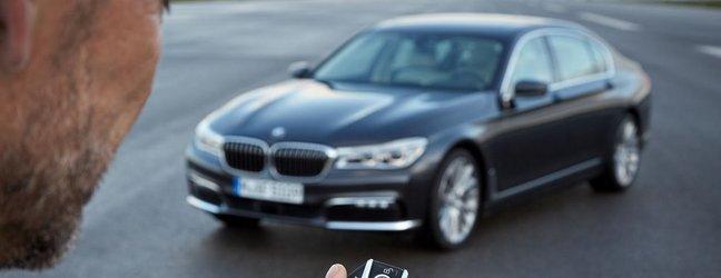 BMW 7 Series Sedan - 16
