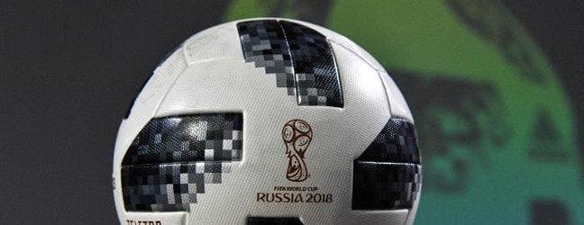 Nogometna žoga za SP Rusija 2018-naslovna