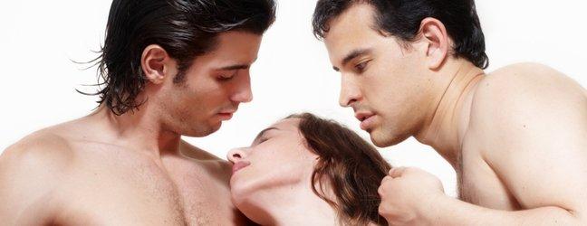 Trojček seks