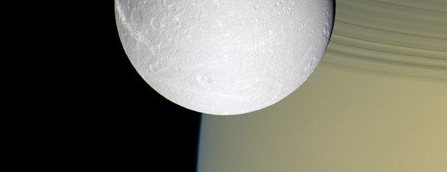 Kisik v Dionini atmosferi - 2
