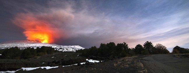Vulkan Etna - 7