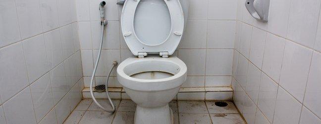 umazano stranišče