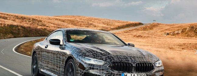 BMW serija 8 coupe