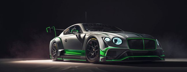 Bentley Continental GT3 - 2