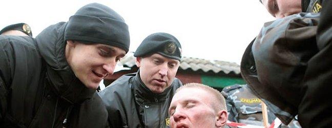 Brutalni trening ruskih specialnih enot - 11