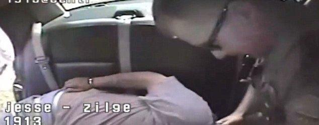 seks v policijskem avtu