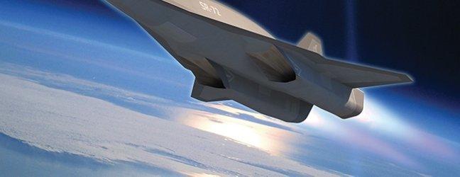 Lockheed Martin SR-72 - 3