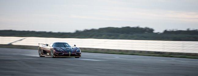 Koenigsegg Agera RS - 5