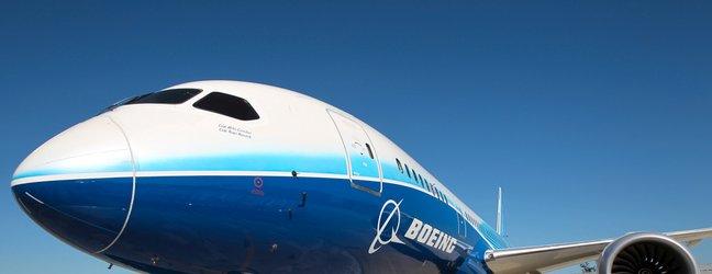 Dreamliner 787 - 2