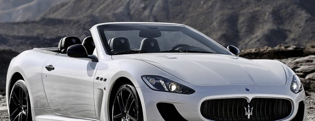 Maserati GrandCabrio MC Stradale - 1