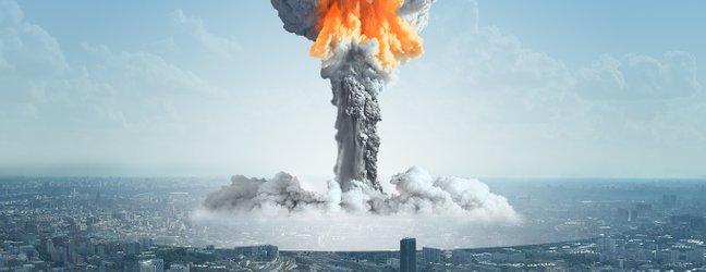 atomska bomba, jedrsko orožje
