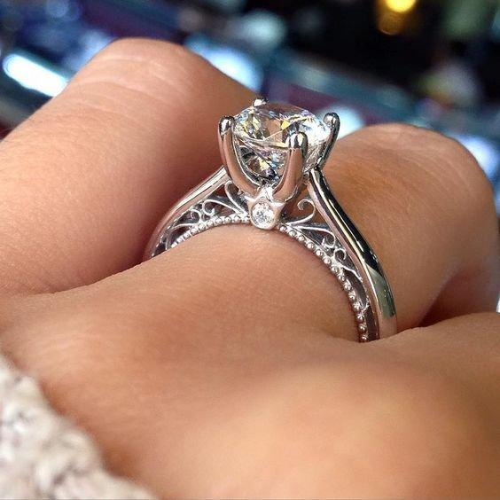 Najlepši zaročni prstan na svetu - 1