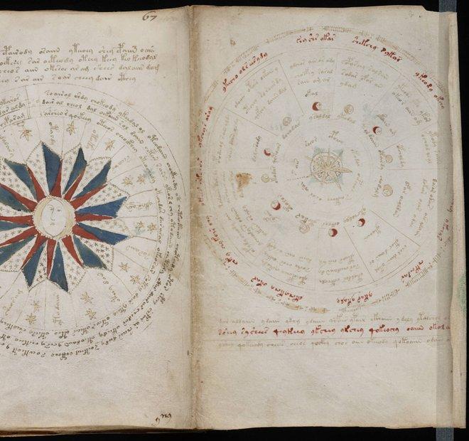 Skrivnostni teksti begajo arheologe in kriptologe - 4
