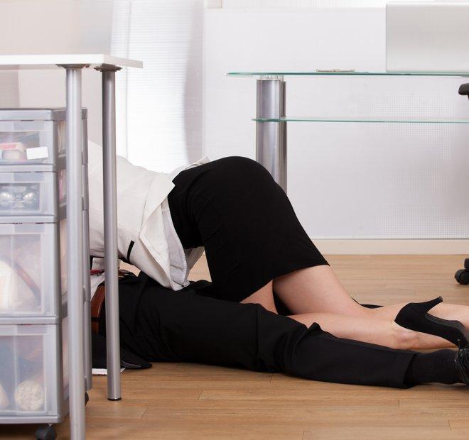 seks v pisarni