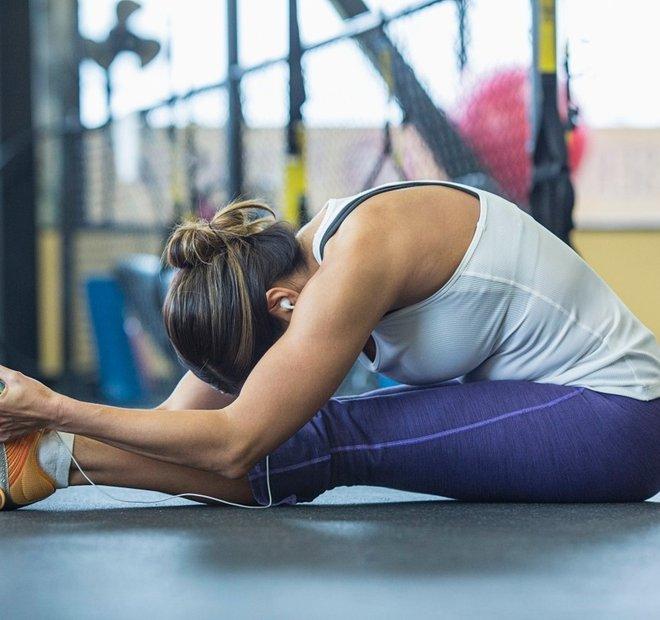 Ženska telovadi - 1