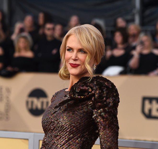 Nicole Kidman na podelitvi SAG nagrad