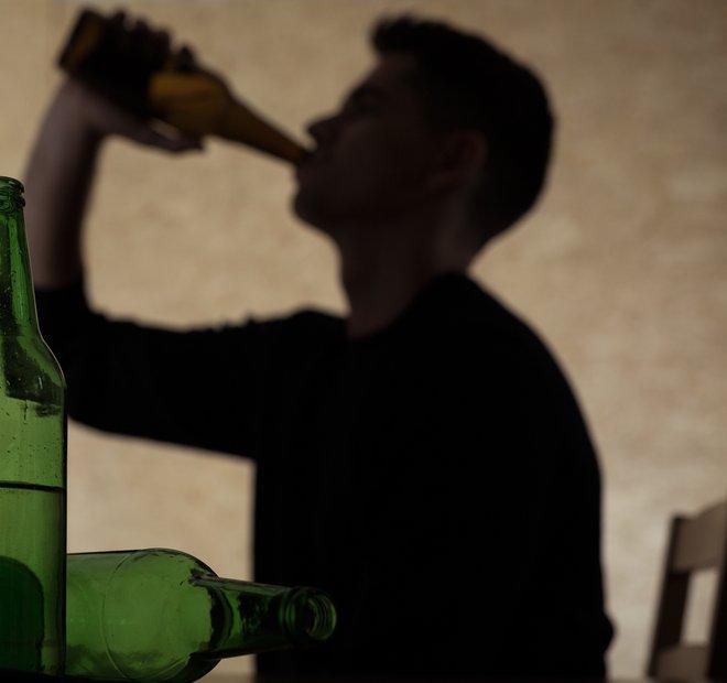 alkohol in odvisnost