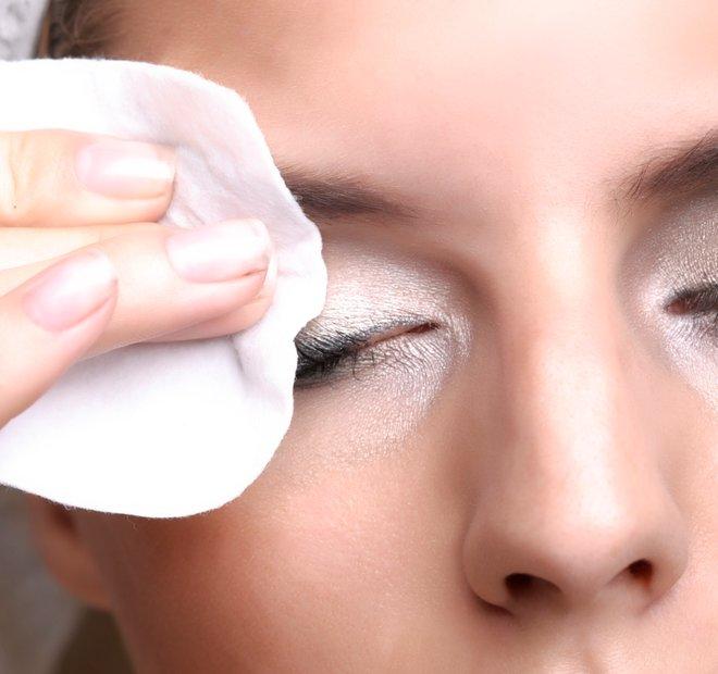 Čiščenje kože na obrazu - 3