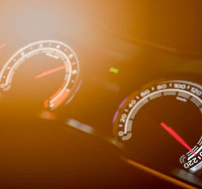 Števec hitrosti
