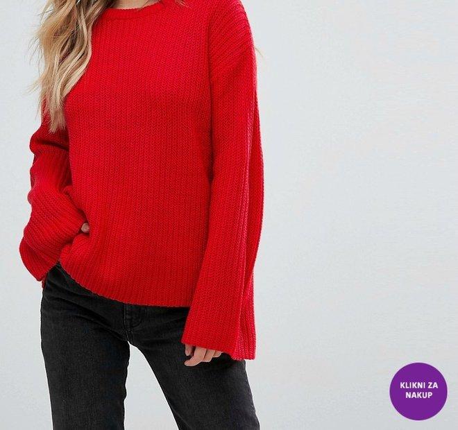 Volneni puloverji - 7