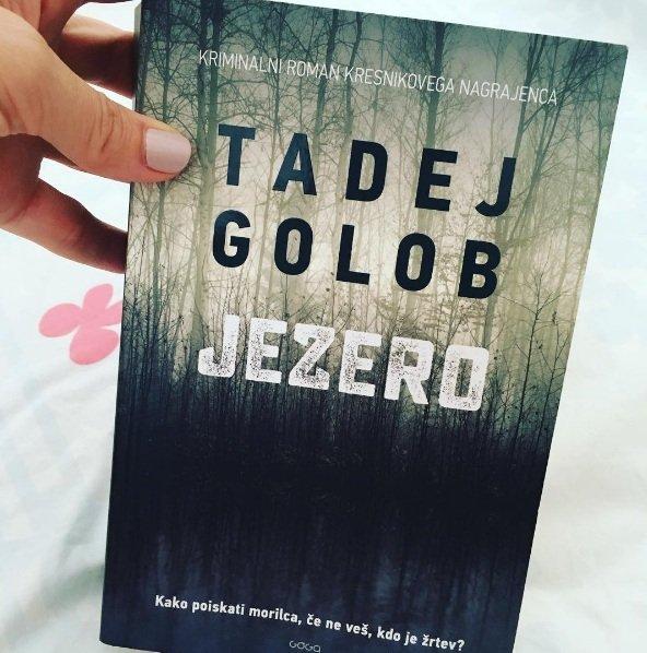 Tadej Golob - Jezero
