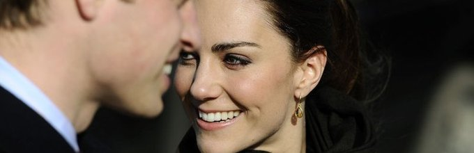 William in Kate Middleton - 2