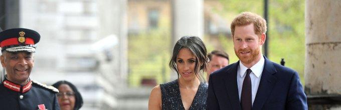 Meghan Markle in princ Harry na spominski slovesnosti