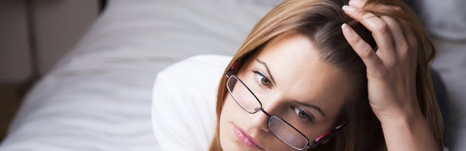 Ženska z očali - 4