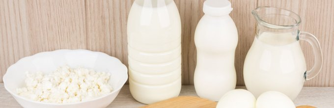 Mleko in mlečni izdelki, ribe, meso, jajca