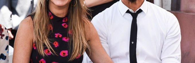 Jennifer Aniston in Justin Theroux