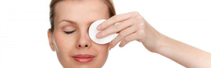 Vatna blazinica za čiščenje obraza