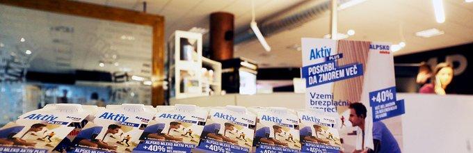Alpsko mleko Aktiv plus - 2