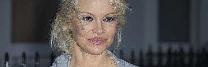 Spremenjena Pamela Anderson - 1