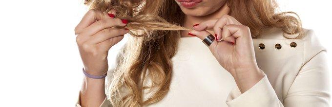 Razcepljeni lasje