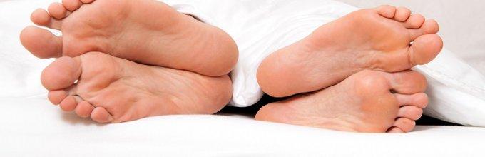 par ima težave v postelji