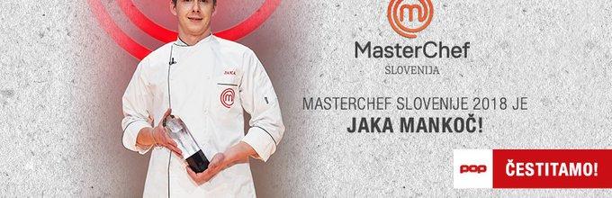 Jaka Mankoč, MasterChef Slovenija 2018