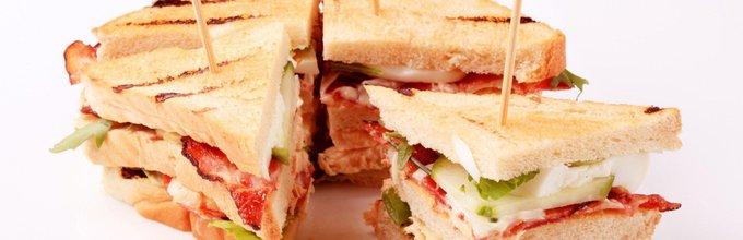 Piščančji sendvič