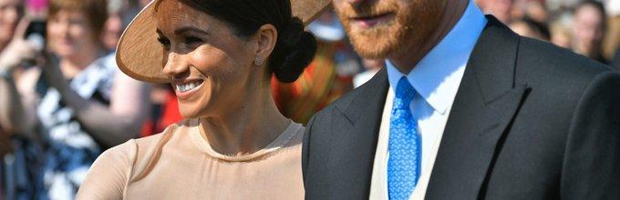 Vojvodinja Susseška Meghan in vojvoda Susseški Harry