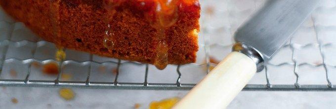 Obrnjen pomarančni kolač