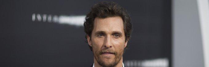 Matthew McConaughey - 1