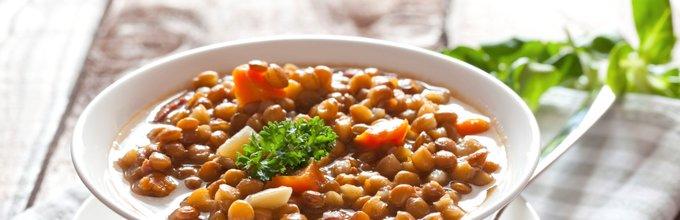 Lečna juha z zelenjavo
