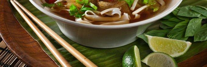 Pho bo vietnamska goveja juha
