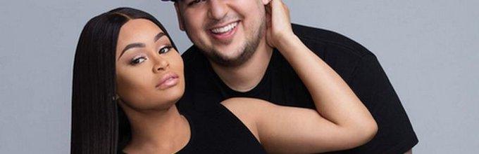 Blac Chyna in Rob Kardashian