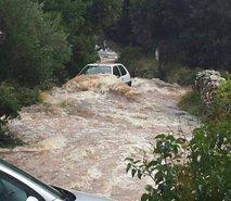 Hude poplave na Molatu